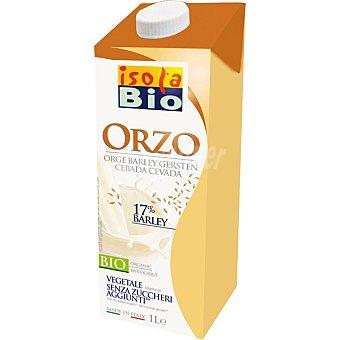 Isolabio Qbio Bebida de cebada ecológica Envase 1000 ml