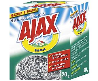 Ajax Estropajo de acero inoxidable 1 unidad