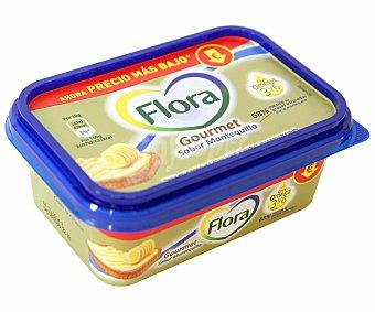 Flora Margarina Gourmet sabor mantequilla 250 gr