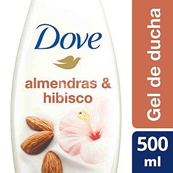 Dove Gel de ducha con crema de almendras Bote de 500 ml