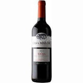 D.O. Rioja CASA MAYOR Vino Tinto Crianza Botella 75 cl