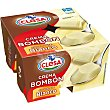 Crema bombón de chocolate blanco pack 4 unidades 125 g CLESA