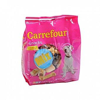 Carrefour Carrefour Snacks Mix Galletas para Perro 550 g