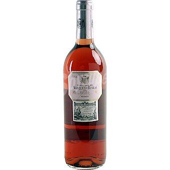Marqués de Riscal Vino Rosado Rioja Botella 75 cl