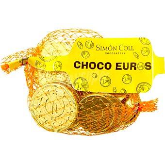 SIMON COLL Choco Euros   envase 50 g