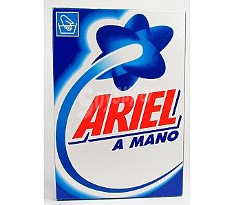 Ariel Detergente a mano polvo cartón 600 GR