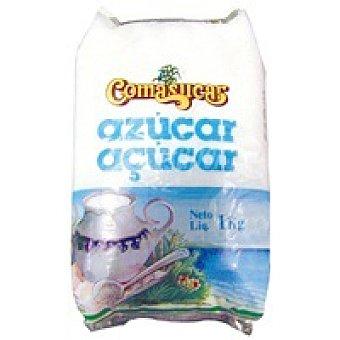 Comasucar Azúcar en plástico Bote 1 kg