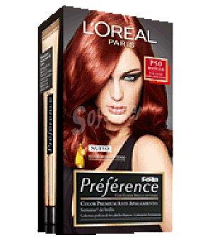 Preference L'Oréal Paris Tinte nº 50 Pure Amber 1 ud