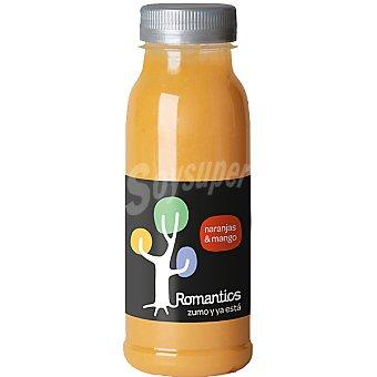 ROMANTICS Zumo de naranja y mango Envase 250 ml