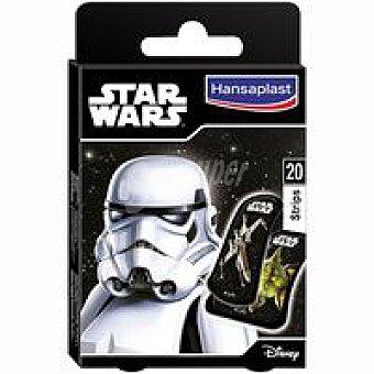 Hansaplast Apósitos Disney Star Wars Caja 20 unid