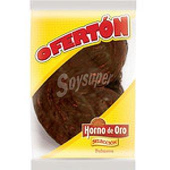 Horno de Oro Palmeras de chocolate bolsa 135 g 4 unidades