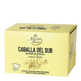 De nuestra tierra Caballa del sur en aceite de oliva 78 g