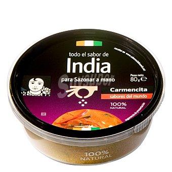 Carmencita Sazonador India sin glutén 80 g