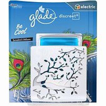 Glade Discreet Ambientador eléct. Cool Aparato + recambio