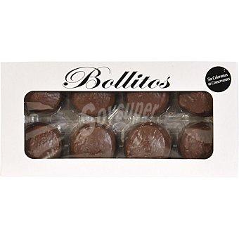 Dulce tradicion Bollitos de chocolate caja 260 g caja 260 g
