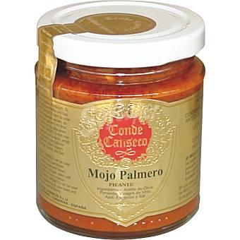 CONDE CANSECO Mojo palmero rojo picante Frasco 236 g
