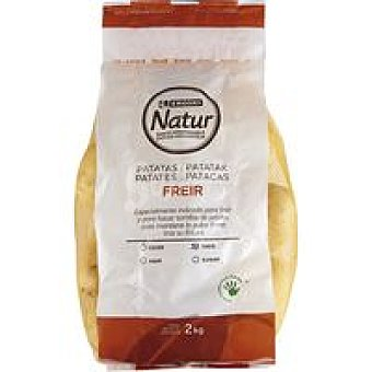 Eroski Natur Patata nueva para freír Malla 2 kg