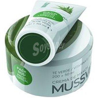 Mussvital Tarro-tubo de aloe Pack 1 unid