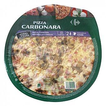 Carrefour Pizza carbonara 400 G 400 g