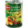 Coctel de frutas en zumo lata 250 g neto escurrido Del Monte