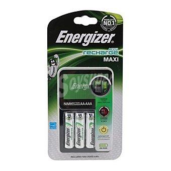 Energizer Maxi cargador HR06 2000 1 ud