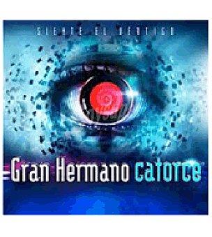 GRAN Hermano 14 CD