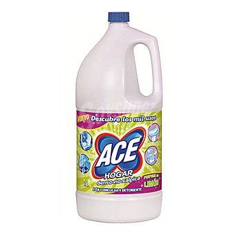 Ace Lejía hogar limón Garrafa de 2 L