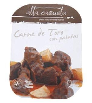 Artichoke Carne de toro con patatas 300 g