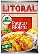 Patatas a la riojana  lata 425 g Litoral
