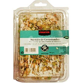 Fanya Surtido de germinados mixtos Tarrina 150 g