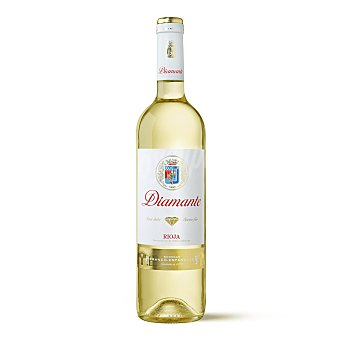 Diamante Vino Blanco Semi Rioja Botella de 75 cl