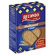 Pan tostado fibra con 10 cereales Paquete 270 g (30 ud) Recondo