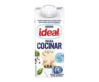 Ideal Nestlé Leche evaporada 210 g