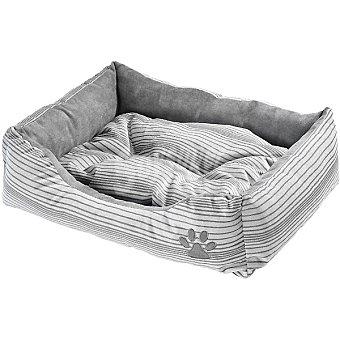 61 cama para mascotas color gris medida cm 1 unidad