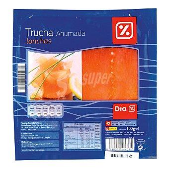 DIA Trucha ahumada Sobre 100g