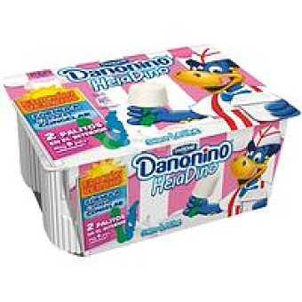 Danone Danonino Heladino Pack 6x52,5 g