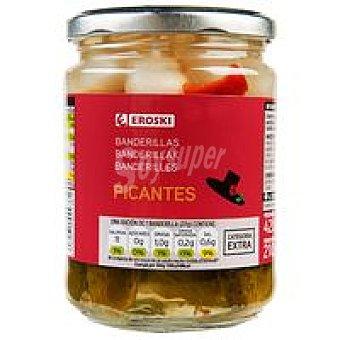 Eroski Banderillas picantes Frasco 210 g