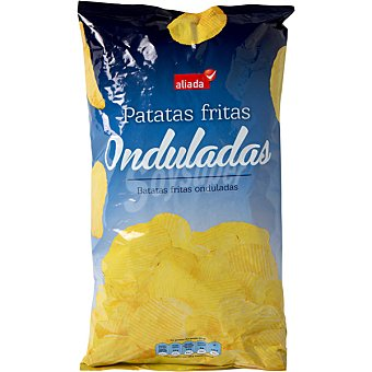 Aliada Patatas fritas onduladas Bolsa 250 g