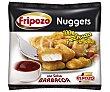 Nuggets de pollo con salsa barbacoa 300 gr Fripozo