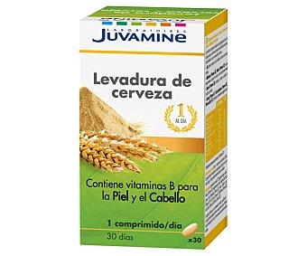 JUVAMINE Levadura de cerveza + Vitamina B 30 C
