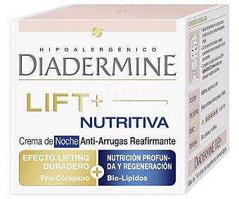 Diadermine Crema Antiarrugas Nutritiva 50 Mililitros