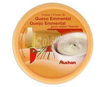 Auchan Crema de Queso Emmental 125 Gramos