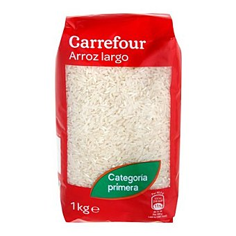 Carrefour Arroz largo 1 kg