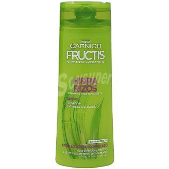 Fructis Garnier Champú fortificante Hidra Rizos para cabello rizado Frasco 360 ml