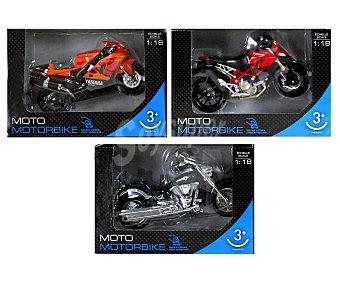 Rik&Rok Auchan Maquetas de Motos 1 Unidad