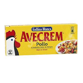 Avecrem Gallina Blanca Pastillas de caldo de Pollo Caja 12 pastillas u