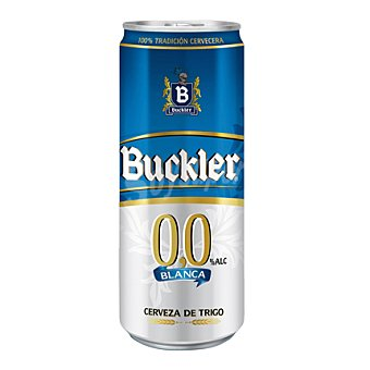 Buckler Cerveza 0,0 % Blanca 33 cl