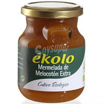 EKOLO Mermelada de melocotón ecológico Tarro 310 g