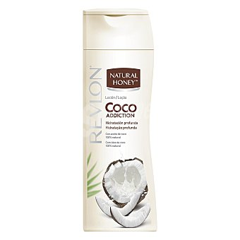 Natural Honey Loción hidratante Coco Addiction 330 ml