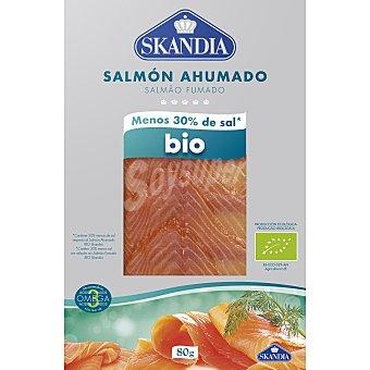 Skandia Salmón ahumado ecológico Skandia 80 g